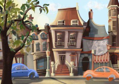 Wonky Street